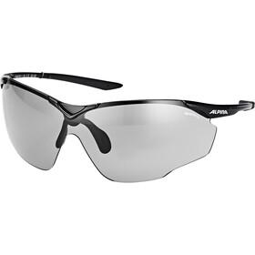 Alpina Splinter Shield VL - Lunettes cyclisme - noir
